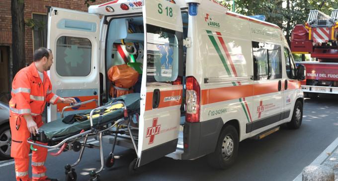 Investito sulle strisce a Cinisello, muore uomo di 87 anni