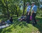 Ordinanza del sindaco: parco Partigiani, basta grigliate
