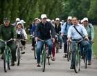Biciclettata per la pace: il Nordmilano sui pedali verso il Duomo