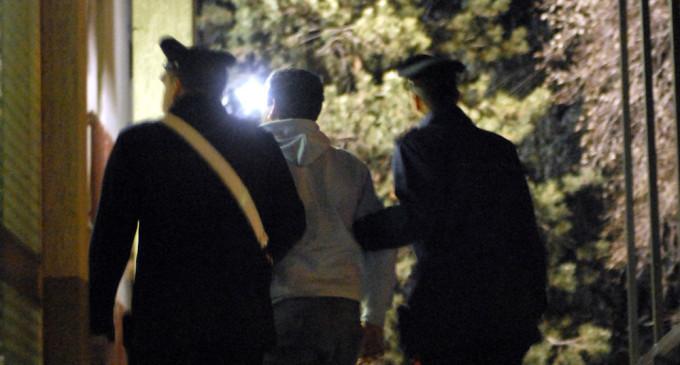 Bresso, fermata dai carabinieri una banda di giovanissimi ladri