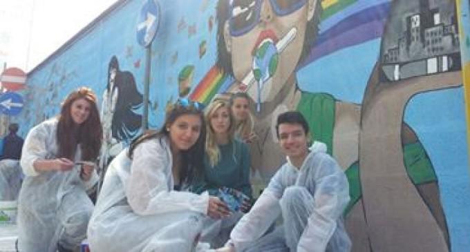Cologno alla ricerca di studenti d'arte per realizzare murales