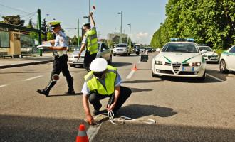 Nuovo incidente a Cinisello. Motociclista investito sul Fulvio Testi
