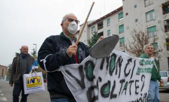 Pacco sospetto a Serravalle: niente bomba, solo volantini