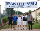 Tennis Club Sesto: il Torneo Primavera si tinge di rosa