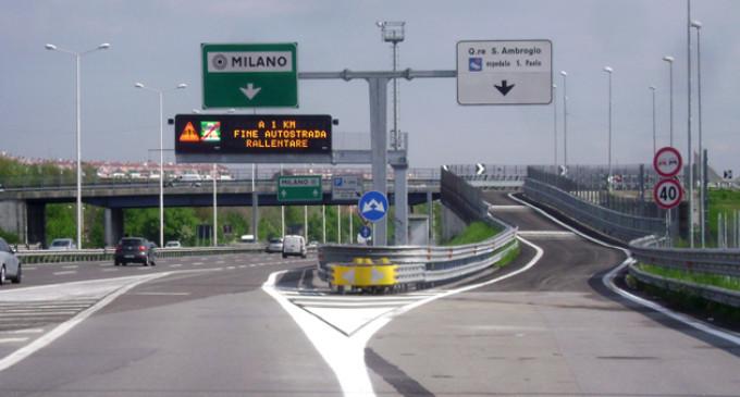 Autostrade: rimuovere Tutor irregolari. Ma il gestore li sostituirà