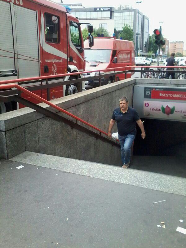 Suicidio in metropolitana linea 1 bloccata a sesto marelli nordmilano24 - Gran casa paderno dugnano ...