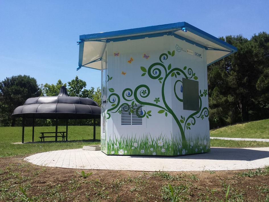 La seconda casa dell 39 acqua pronta per l 39 apertura nordmilano24 - Depurare l acqua di casa ...