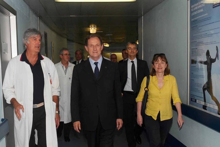 Nuovo reparto di chirurgia all 39 ospedale di sesto for Ospedale sesto san giovanni