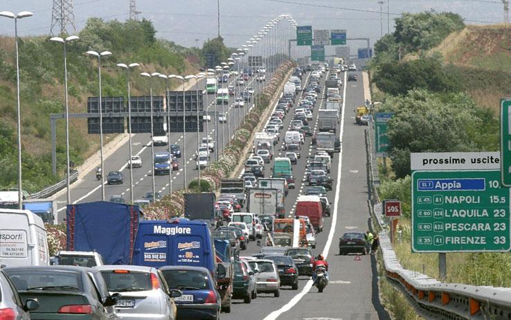 autostrada milano rimini traffico - photo#6