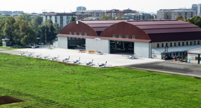 Bresso, chiuso il bando per l'aeroporto. Vincerà l'Aeroclub Milano?