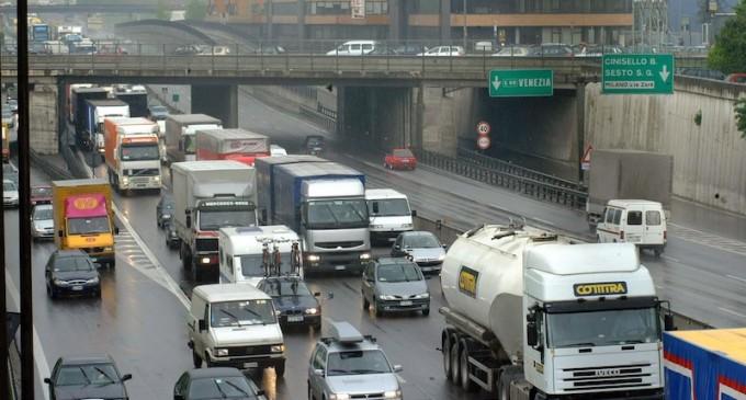 Autostrada A4: chiude lo svincolo di Sesto e Cinisello