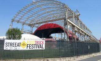 Torna al Carroponte lo Streeat Food Truck Festival: tre giorni di cibo di strada