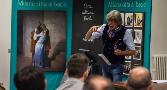 Milano è una Città al Bacio. Dal 5 Maggio in Brera la mostra 'Un'Accademia di baci'