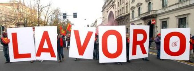 Lombardia: cala la cassa integrazione. Ma la Uil dà l'allarme