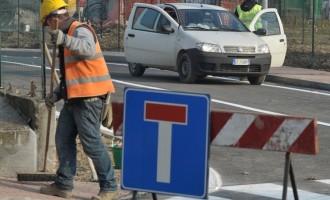 Paderno, ancora lavori: chiudono i passaggi a livello di via Roma e via Rotondi