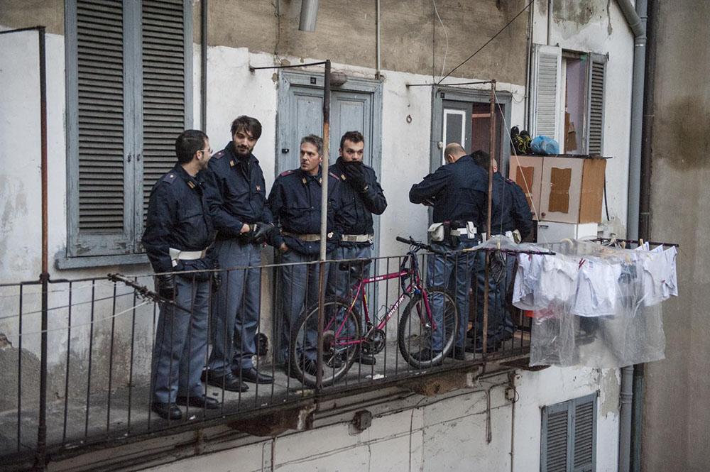 controlli polizia e vigili