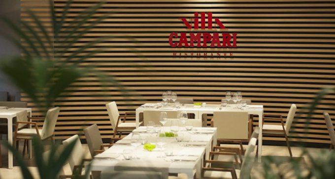 +Teca card regala aperitivi per due al Ristorante di Villa Campari