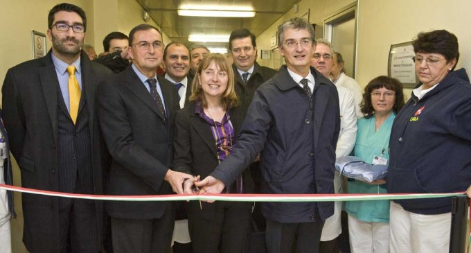 Inaugurato il nuovo centro trasfusionale all 39 ospedale di for Ospedale sesto san giovanni