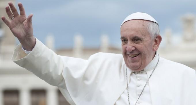 Visita del Papa: la mappa con tutte le informazioni utili (percorsi pedonali, parcheggi bici…)