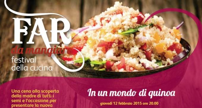 Scoprire le virt della quinoa in tavola al festival 39 far da mangiare 39 nordmilano24 - Le virtu in tavola ...