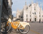Milano, per tutta l'estate le prime 2 ore di BikeMi sono gratis