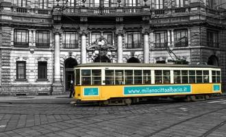Un 'Tram al Bacio' per scoprire la storia e segreti di Milano