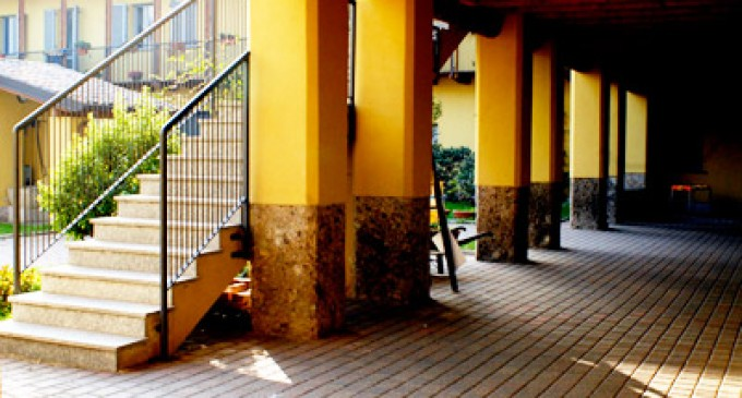 La grande casa di sesto a lissone per un progetto nelle scuole - La casa della cameretta lissone ...
