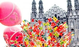 Il 6 agosto Milano si gioca un bacio con una grande festa
