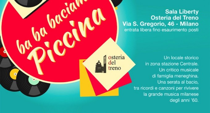 La musica tradizionale milanese rivive in BA-BA Baciami piccina