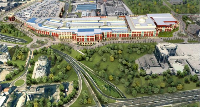 Cinisello, ecco il nuovo complesso Auchan con la stazione metro a Bettola (VIDEO)