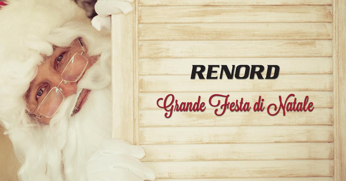 Pubbliredazionale il natale da renord gi arrivato for Renault renord