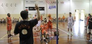 Sport e inclusione: grande festa del baskin al Carroponte