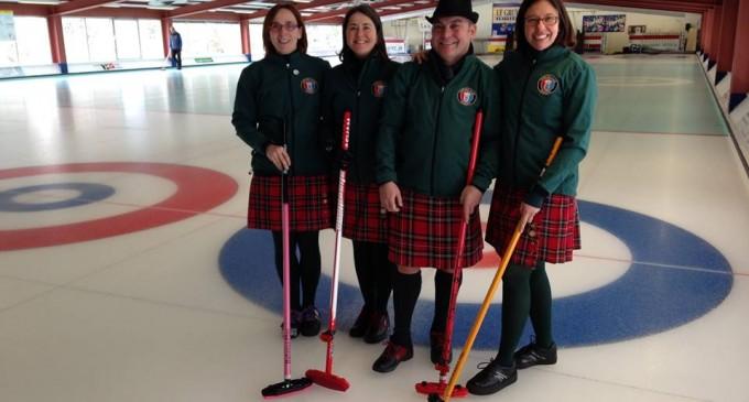 Il primo Torneo Internazionale di Curling nel weekend al PalaSesto