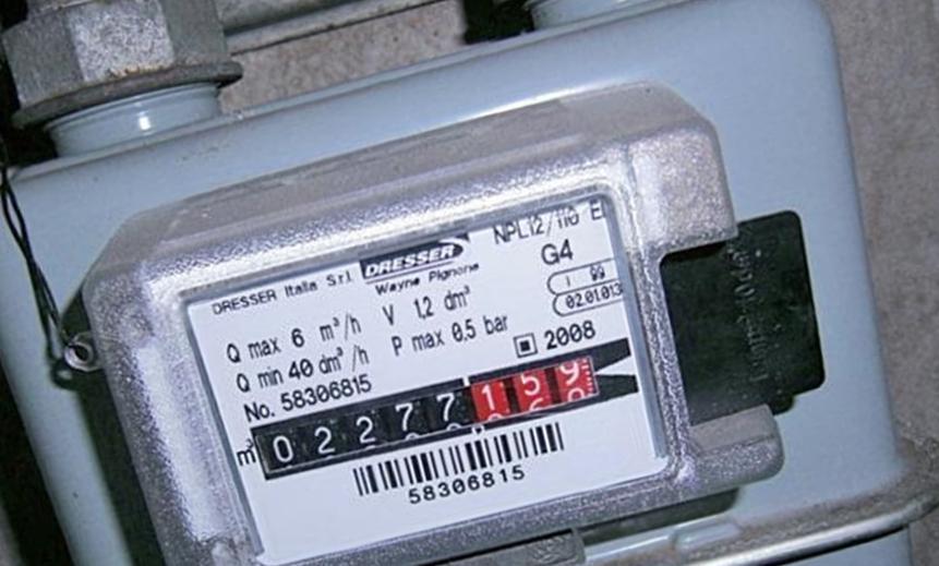 Sostituzione dei contatori del gas a cinisello operatori - Contatore gas in casa ...
