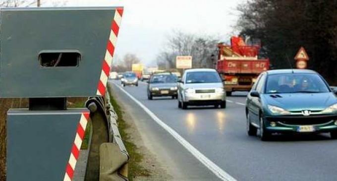 Tredici nuovi autovelox a Monza entro marzo. Ecco la mappa delle telecamere