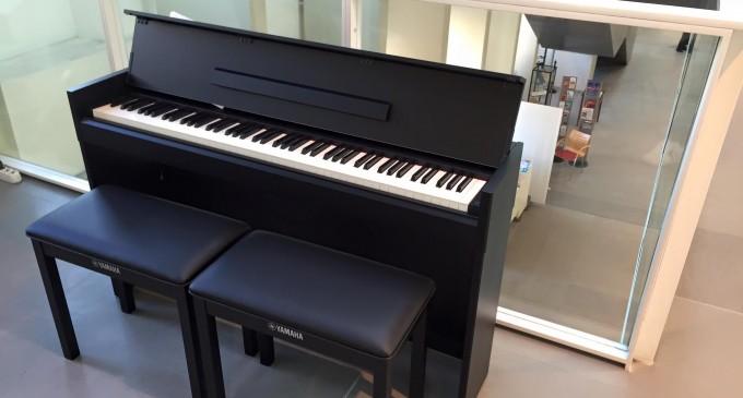Torna il pianoforte alla biblioteca Cadioli. E gli allievi della Civica vi regalano Bach e Beethoven