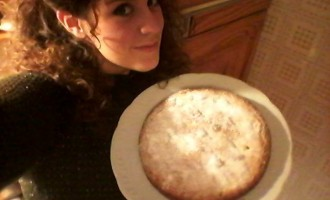 La rivincita della tradizione: la torta di Veronica è a prova di nonna.