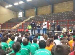 Io tifo positivo: le scuole al PalaAllende con Filippo Carossino