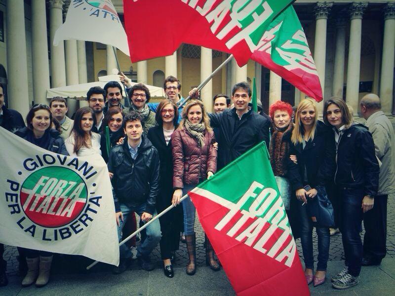 Chitt sindaco le reazioni di forza italia e fratelli d for Senatori di forza italia