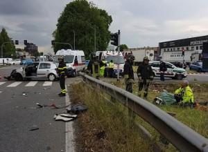 Incidente su viale Fulvio Testi: morto un ciclista