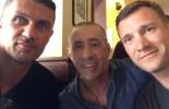 VIDEO Stella Azzurra, 60 anni: arrivano gli auguri di Maldini e Shevchenko