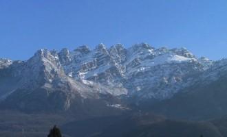 Gita fuori porta: sul Resegone, le Alpi dietro casa