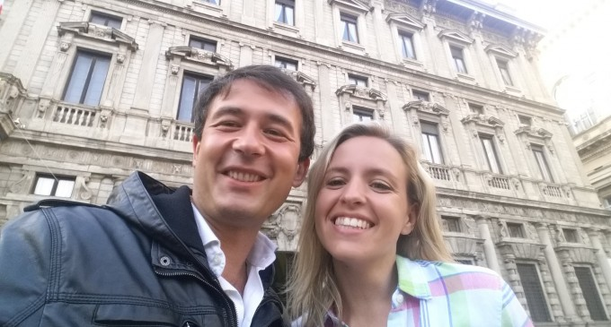 Di Stefano e Sardone a La7: discussione su Sesto a Piazza Pulita