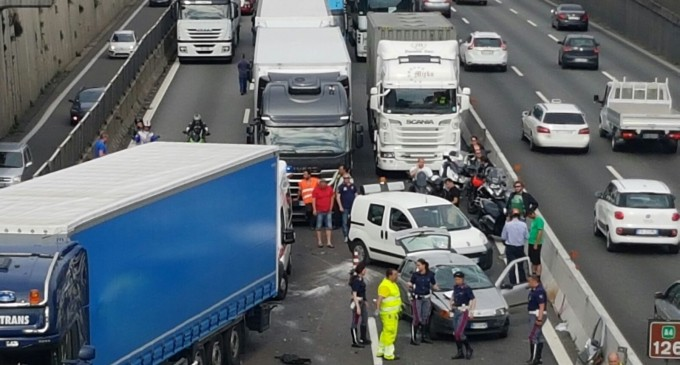 Incidenti stradali, aumentano i morti a Milano e in Lombardia