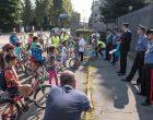 La biciclettata del San Carlo di Sesto ha fatto tappa dai Carabinieri