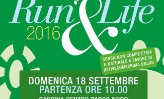 Al Parco Nord torna Run&Life: si corre a piedi scalzi per Attivecomeprima Onlus