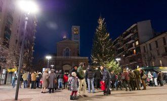Eventi di Natale a Sesto: oggi si accende l'albero in piazza Petazzi