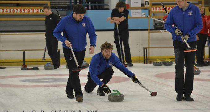 Curling, Torneo Internazionale al PalaSesto: spettacolo in piazza Primo Maggio