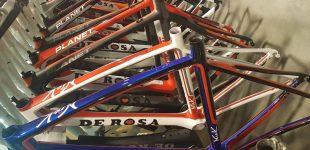 De Rosa, niente Giro d'Italia per l'azienda di Cusano Milanino