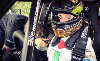 Rachele Somaschini campionessa italiana di classe Racing Start Plus
